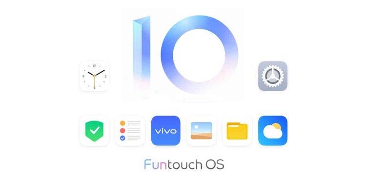 Vivo Funtouch OS 10