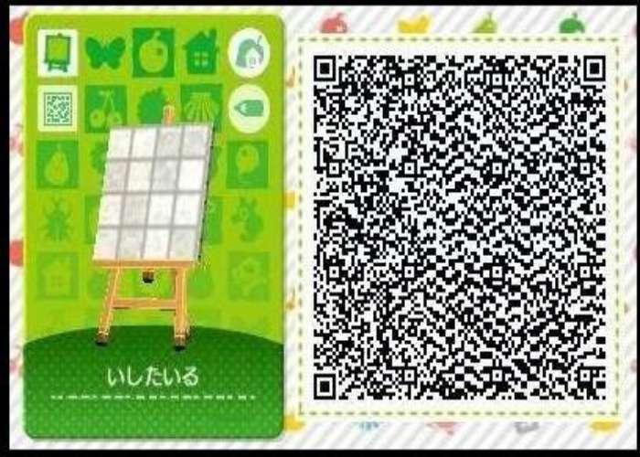 Animal Crossing New Horizons Streets Paths And Bricks Qr Codes