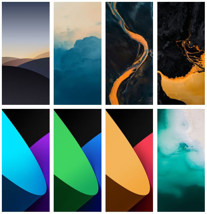 Realme Narzo 10 Wallpapers
