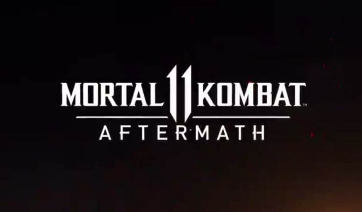 Mortal Kombat 11 Aftermath Release Date Details Available For