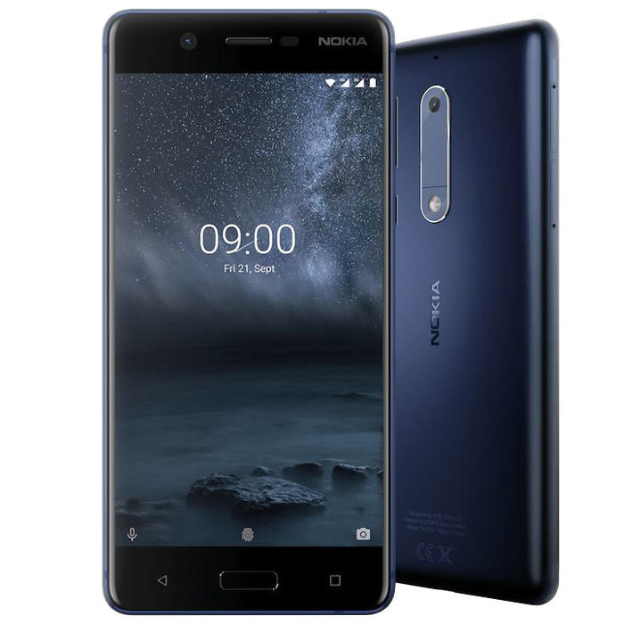 Nokia 5 April security patch rolling out