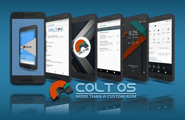 Colt OS v6.0