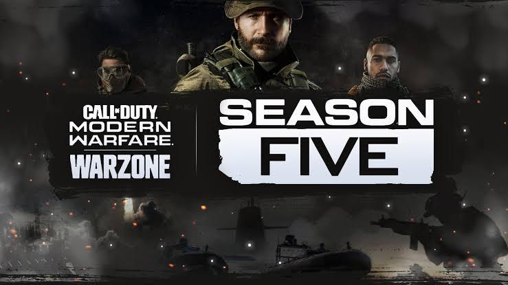 Call Of Duty Modern Warfare Warzone Season 5 Leaks Digistatement