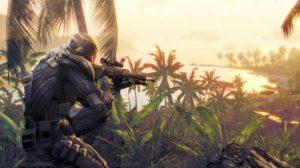 Crytek Crysis Remastered