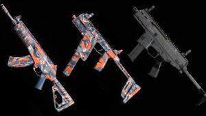 Season 5 Guns