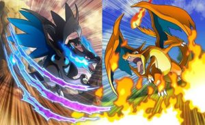 Mega Evolution Pokémons