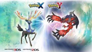 Mega Evolution Pokémon XY