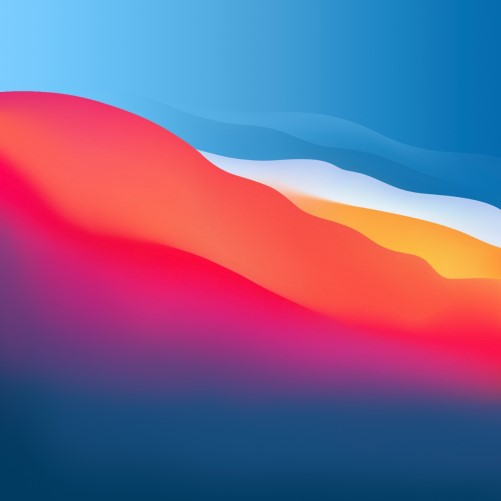 macOS Big Sur wallpaper