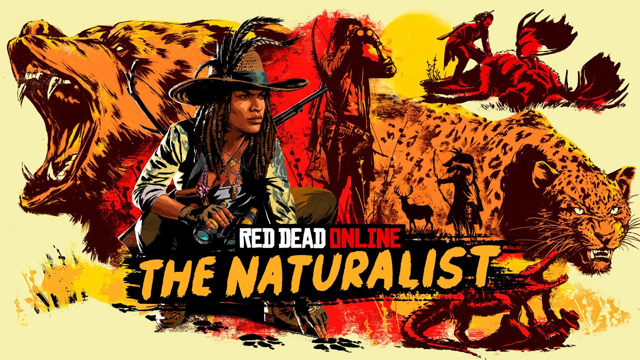 Red Dead Online Naturalist