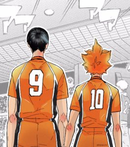 Haikyuu chapter 402