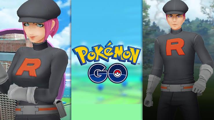 Team Go Rocket Grunt Changes