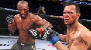New UFC 4 Game
