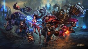 VFX Update League of Legends