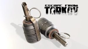 Escape From Tarkov VOG Hand Grenade