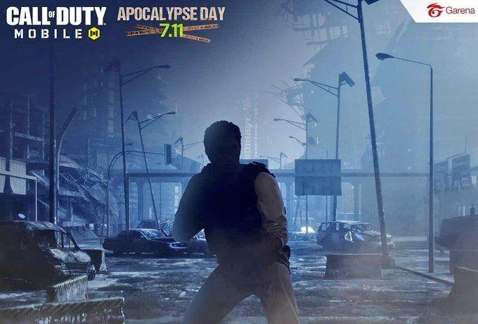Garena Makarov Call of Duty Mobile Leak Season 8: Apocalypse Day