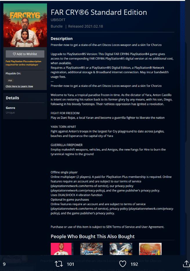 Far Cry 6 Leaks Confirms Giancarlo Esposito As Villain And More