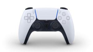 Dual-Sense Controller partnering the PS 5 console.