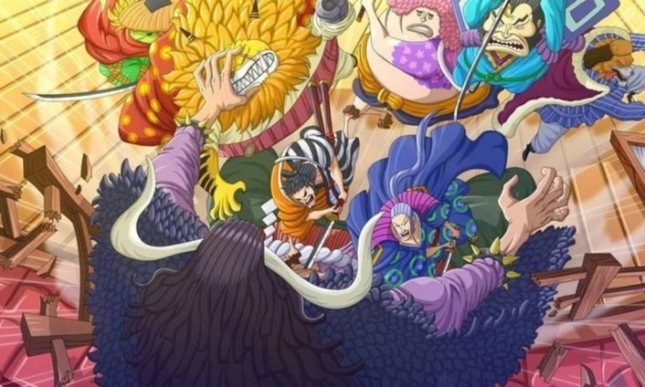Latest One Piece Chapter 987 Raw Scans Release Date Digistatement