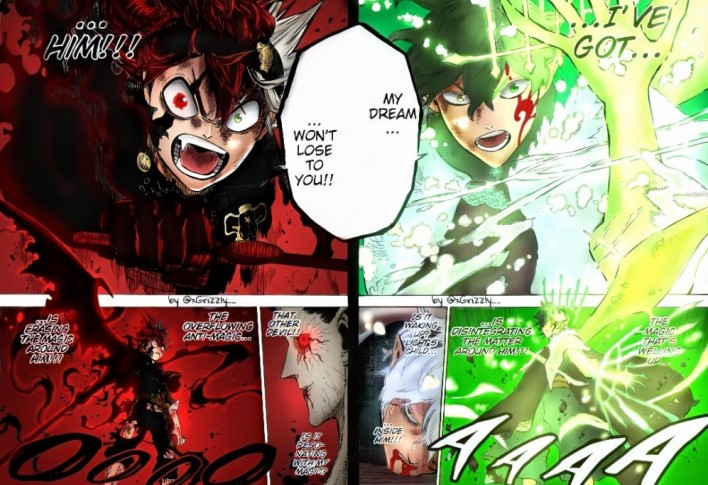 Black Clover Chapter 261 Delayed Release Date Spoilers Digistatement