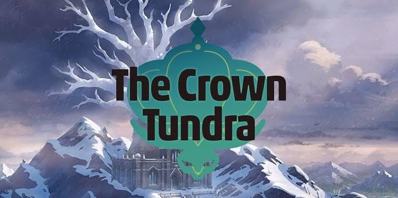 Pokémon Crown Tundra
