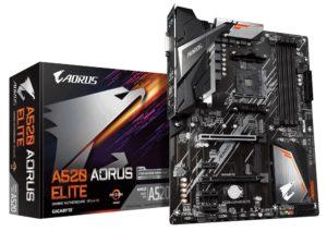 GIGABYTE's A520 chipset motherboard, Aorus Elite