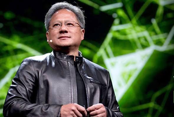 Nvidia Special Event Jensen Huang
