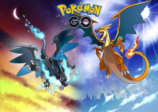 Pokémon Go Mega Evolution Charizard X & Y