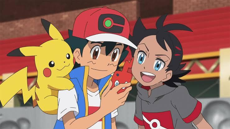 Pokémon Journeys Leaks