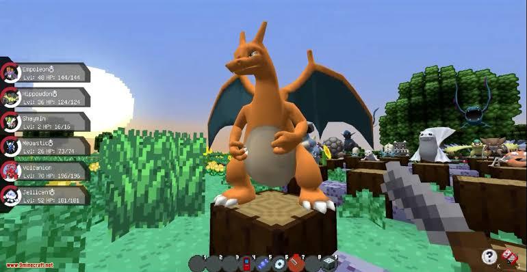 Pixelmon Modpack Minecraft