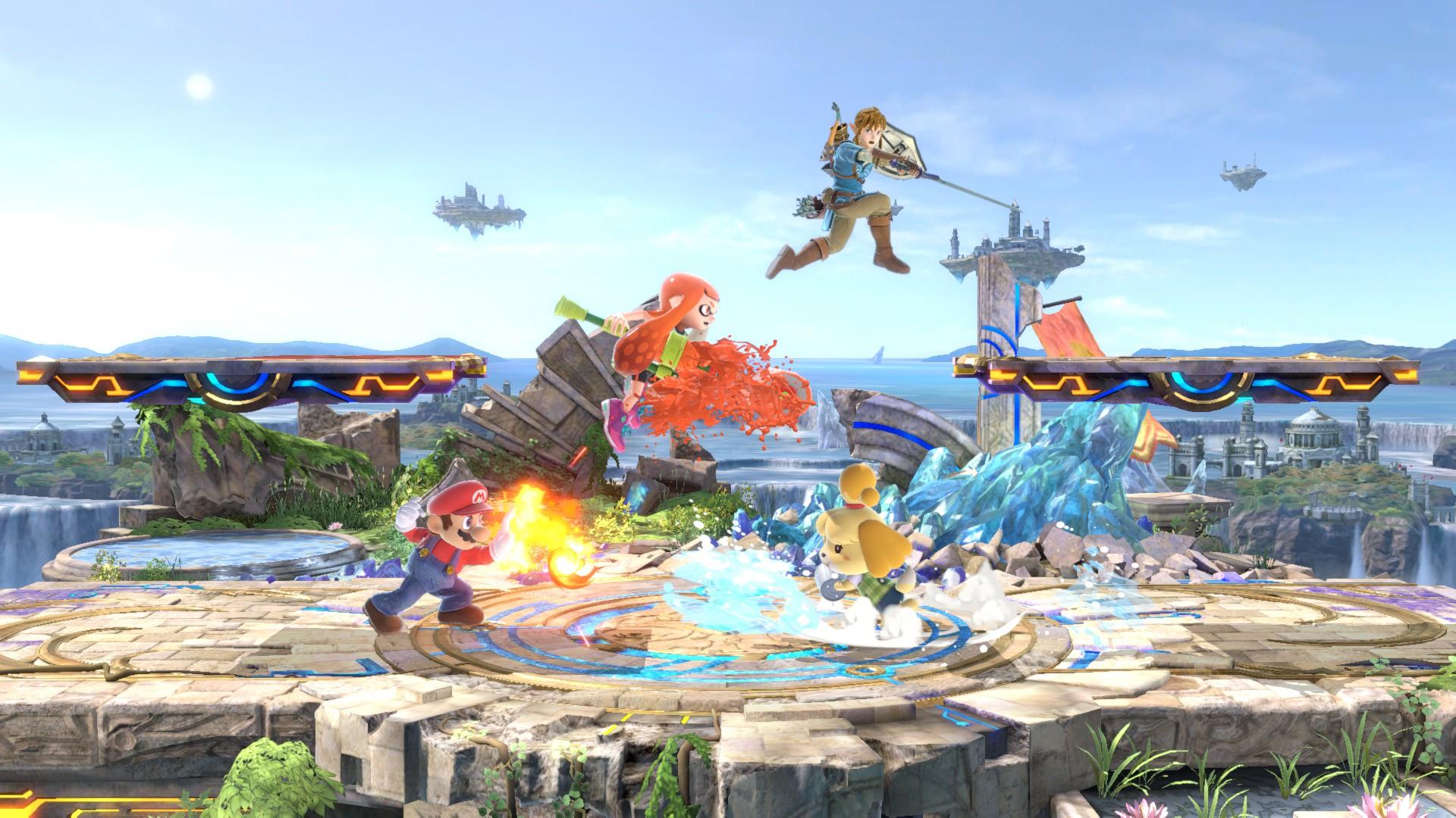 Super Smash Bros Ultimate 8.1.0