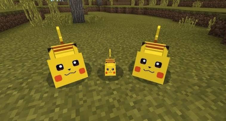 Pixelmon Modpack Wild Pokémon