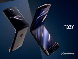 Motorola Razr 2020 Smartphone releasing in October