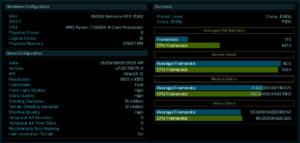 AMD Ryzen 7 5800X scores in AotS benchmark