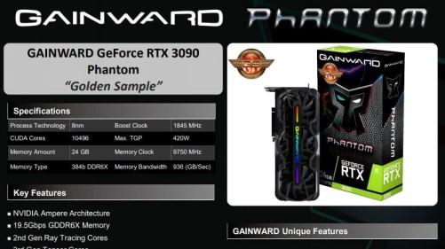 RTX 3090 Phantom GS
