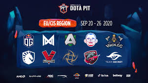 Dota 2 OGA Dota Pit teams revealed