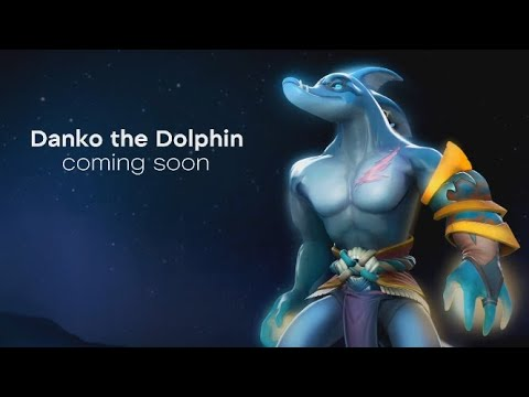 Dota 2: Danko the Dolphin- a new Dota 2 Character Reveal! | DigiStatement