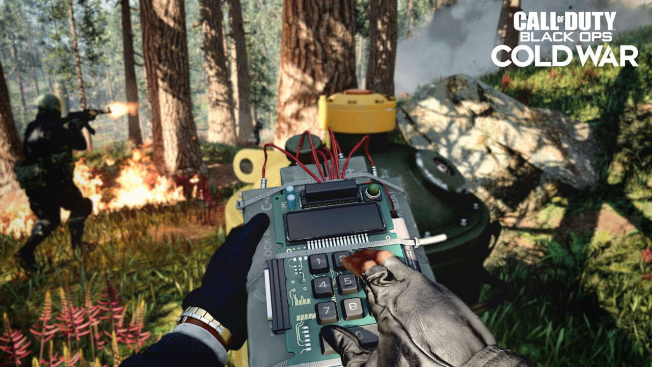 Call of Duty Cold War: Fireteam details & trailer released
