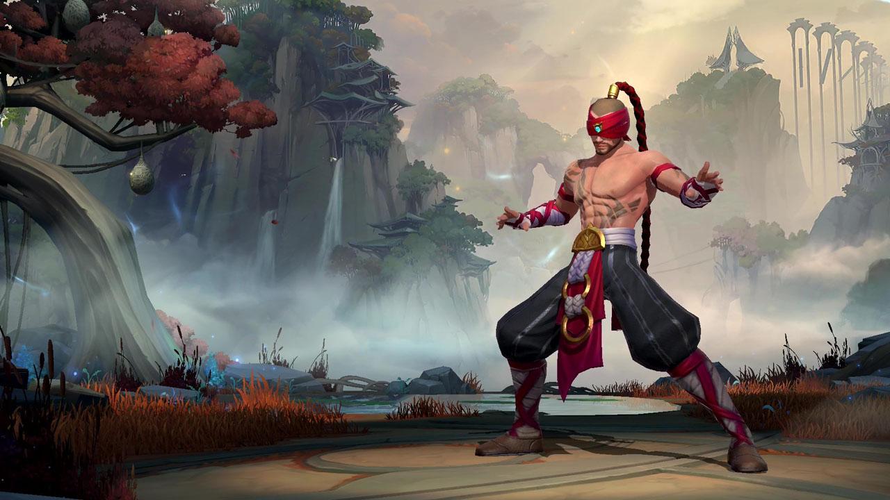 Lee Sin new League of Legends Wild Rift Update