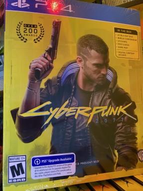 Cyberpunk 2077 physical copy