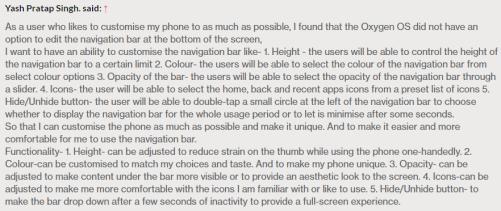 OnePlus IDEAS