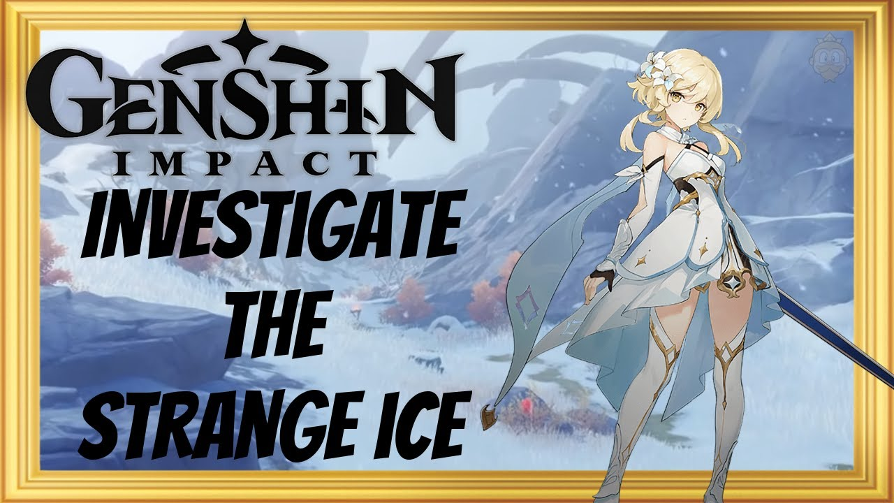 Genshin Impact In The Mountains Quest Guide Walkthrough Digistatement