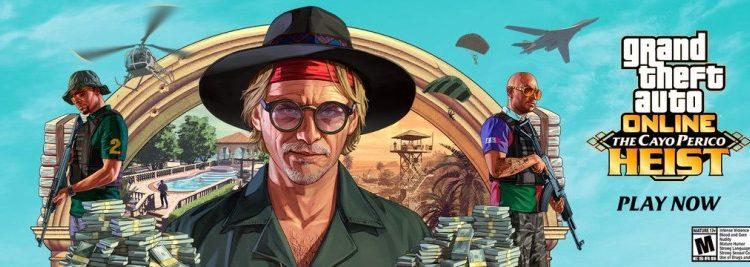 GTA 5 cover image