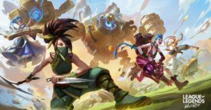 League of Legends Wild Rift Error 10018: How to fix it?