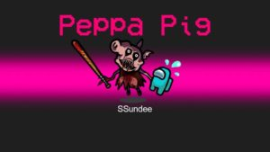 Among Us Peppa Pig Mod: What is it?