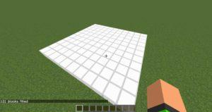Minecraft /fill command