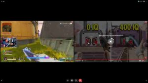 Discord Multiple Live Streaming