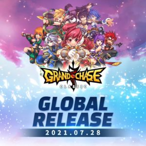 GrandChase classic global release
