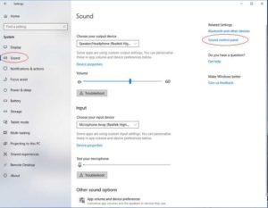 Windows Sound Settings Discord Web Mic Source: Audacity Manual