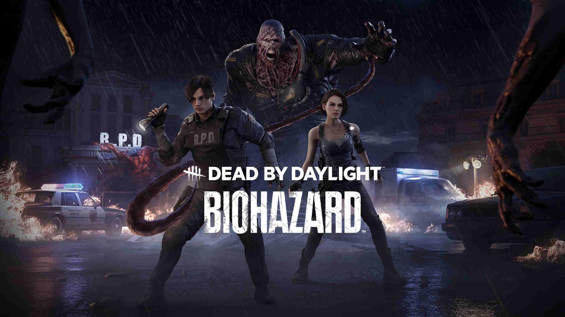 Resident Evil x Dead by Daylight Daylight