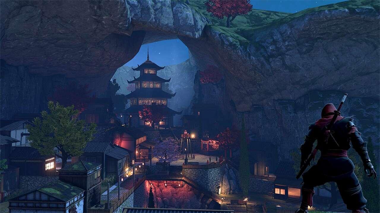 Aragami 2 rooftops